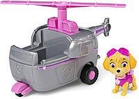 Игровой набор Щенячий патруль Скай с вертолетом Paw Patrol Skye's Helicopter Vehicle