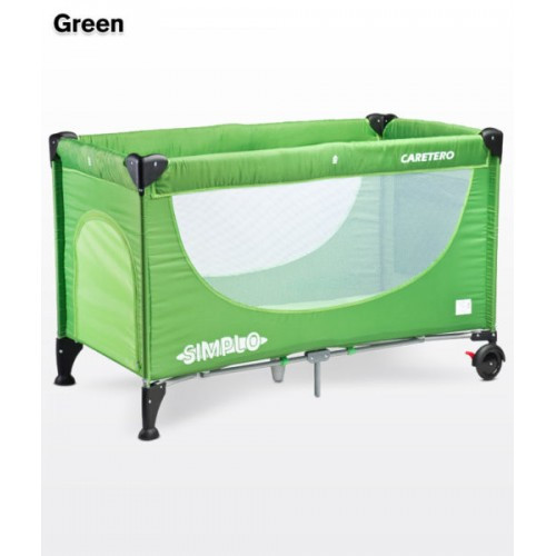 Манеж Caretero Simplo - green (13736)