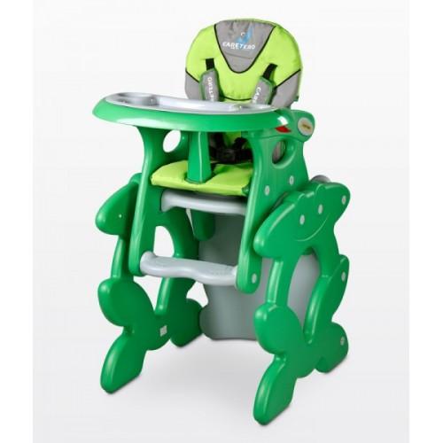 Стульчик Caretero Primus - green (13724)