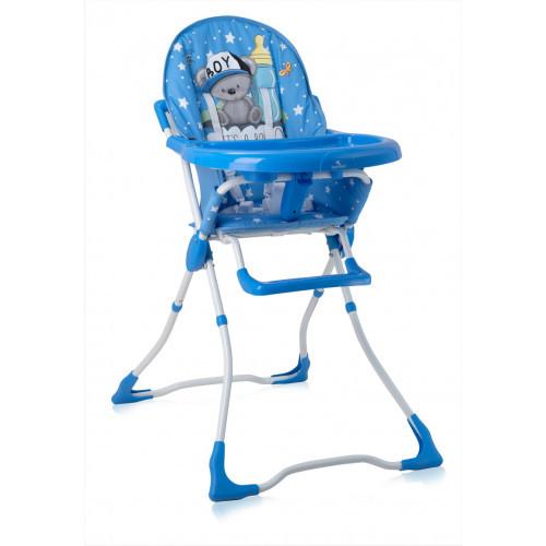 Стільчик для годування Bertoni MARCEL (blue baby boy)
