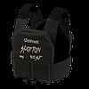 Силовий жилет Spartan Vest 6 кг Black, фото 2