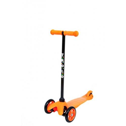 Самокат Trolo Mini 3+ (orange) до 20кг