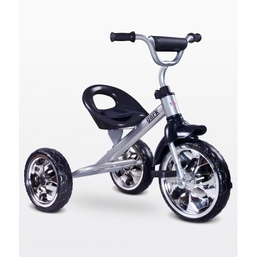 Велосипед 3-х кол. Caretero York (grey)