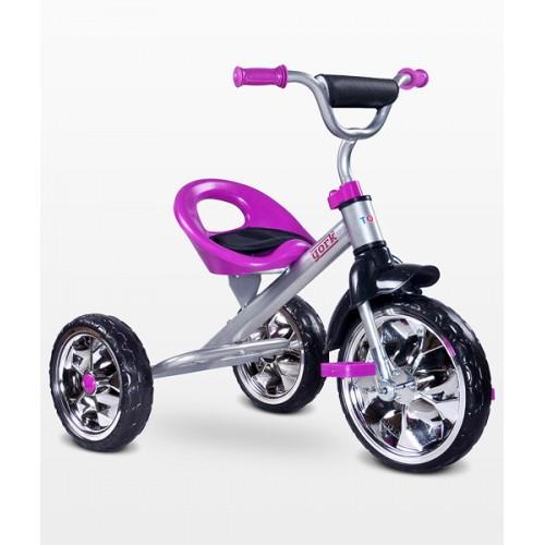 Велосипед 3-х кол. Caretero York (purple)