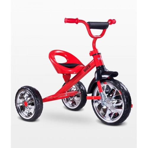 Велосипед 3-х кол. Caretero York (red)