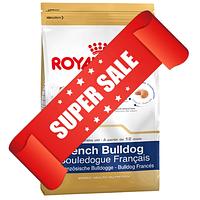 Сухой корм для собак Royal Canin French Bulldog Adult 3 кг