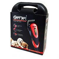 Машинка для стрижки животных GEMEI GM-1023
