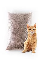 Наполнитель для кошачьего туалета (пеллеты) - 15 кг