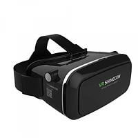 3D очки виртуальной реальности VR BOX SHINECON 3D с пультом. Оригинал.