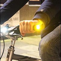 Указатели поворота для велосипеда рулевые Bicycle Handlebar Light, фото 2