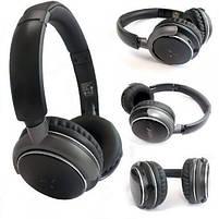 Беспроводные функциональные Bluetooth наушники NIA Q1 c MP3 и FM, фото 2