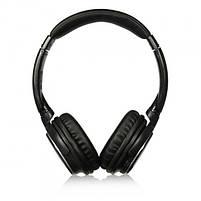 Беспроводные функциональные Bluetooth наушники NIA Q1 c MP3 и FM, фото 4