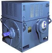 Высоковольтный электродвигатель типа ДАЗО4-85/49-4У1 630 кВт/1500 об/мин 10000 В