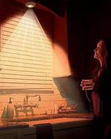 Беспроводной фонарь, светильник, ночник Cozy Glow Amber Night Light с датчиком движения