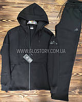 Спортивный костюм Adidas, трехнитка на флисе