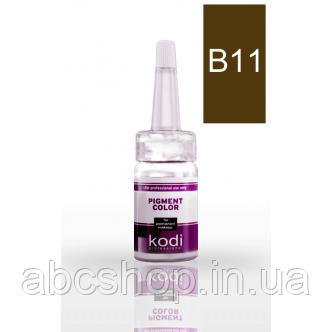 Пигмент для бровей B11 (Эспрессо) 10 мл
