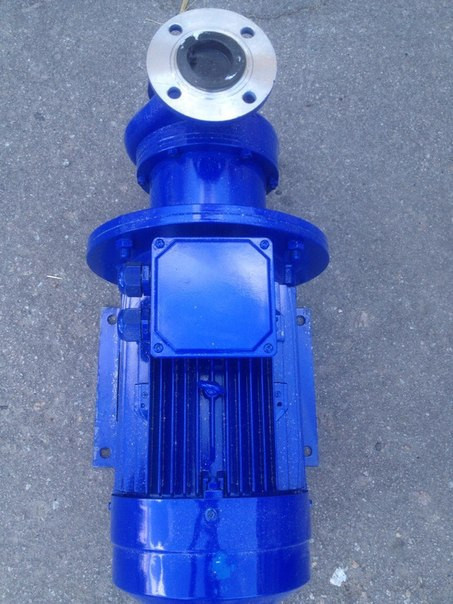 Насос КМ 50-32-125. Проточная часть-нержавеющая сталь - 12X18Н1ОТ
