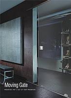 Стеклянные раздвижные двери Moving Gate 2, фото 1