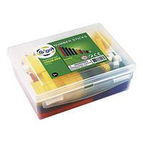 """Детский развивающий набор для обучения Gigo """"Счётные палочки Кюизенера""""  250 деталей (1028-250), фото 4"""