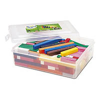 """Детский развивающий набор для обучения Gigo """"Счётные палочки Кюизенера""""  250 деталей (1028-250), фото 5"""