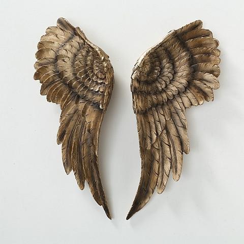 Настенный декор крылья Ангела пара 8440400