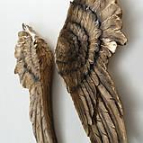 Настенный декор крылья Ангела пара 8440400, фото 2