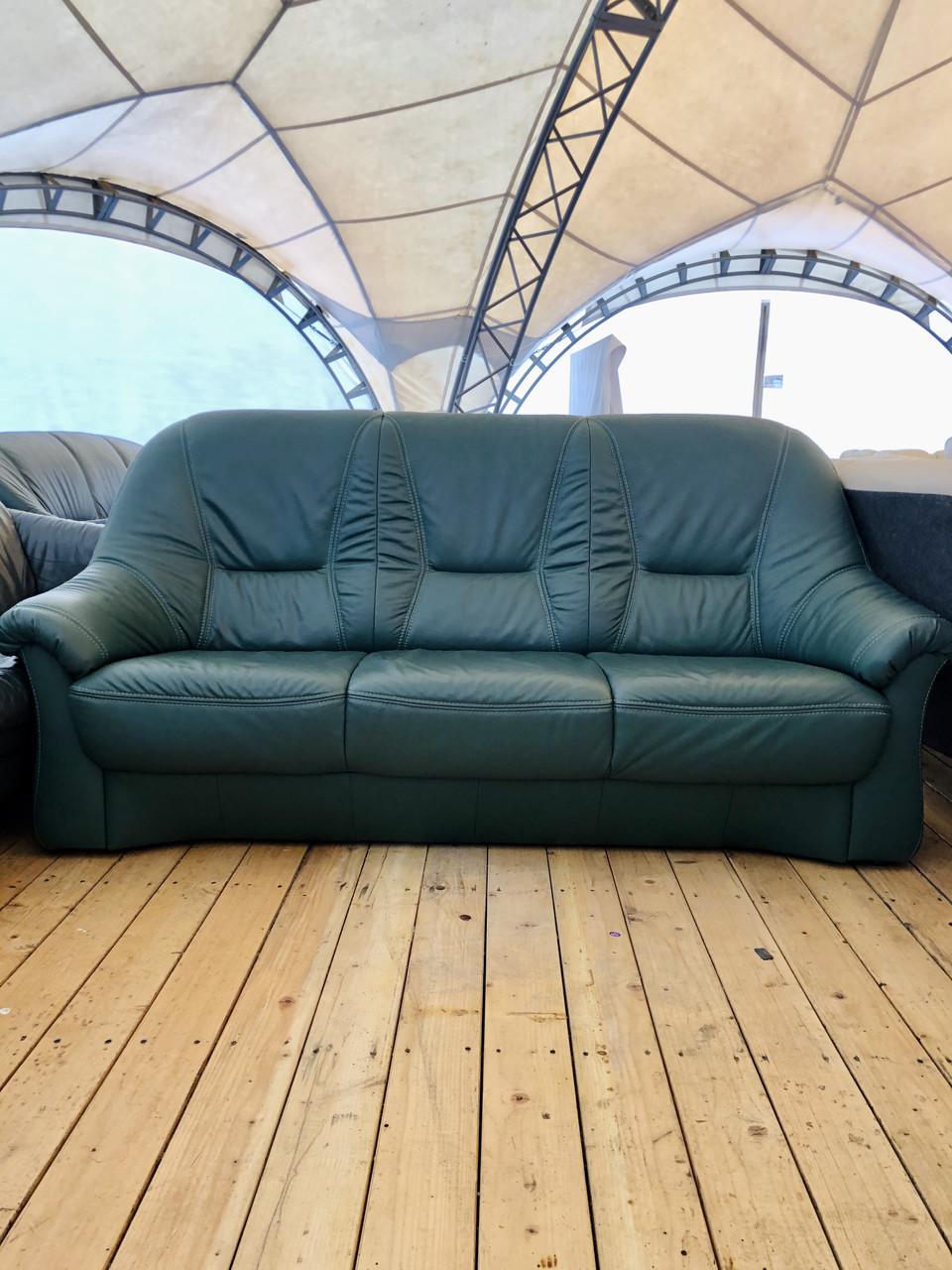 Кожаный диван «Шопен»
