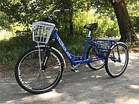 Трехколесный велосипед для взрослых 3Колеса CITY Горожанин