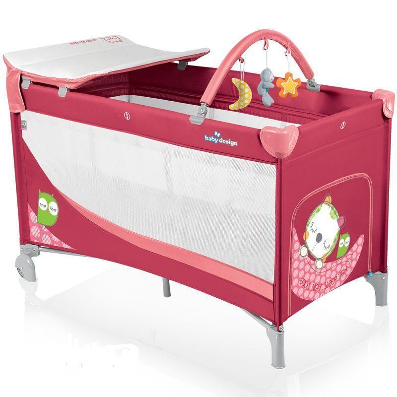 Манеж Baby Design Dream 02 2015 (18469)