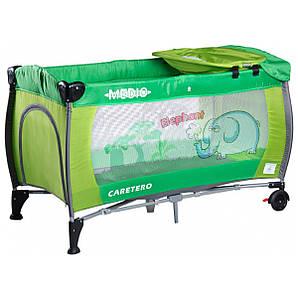Манеж Caretero Medio Classic - green (Car.MedioCl.(green))