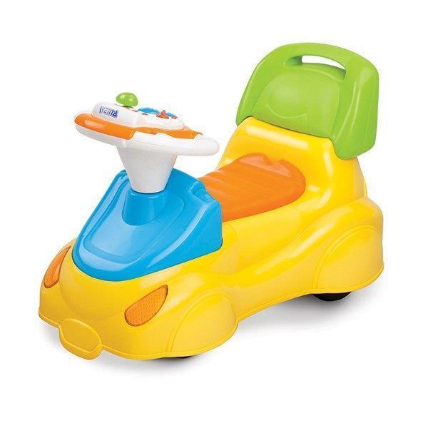 Детская активная машинка-каталка-ходунки  Weina с игровым центром (2132)