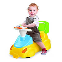 Детская активная машинка-каталка-ходунки  Weina с игровым центром (2132), фото 3