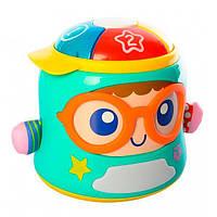 """Детская музыкальная игрушка Hola Toys """"Счастливый малыш"""" с музыкой (3122)"""