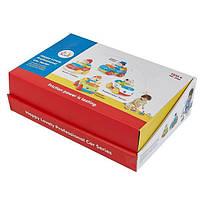 """Детская инерционная игрушка Huile Toys """"Рабочая машинка"""" (356C), фото 3"""