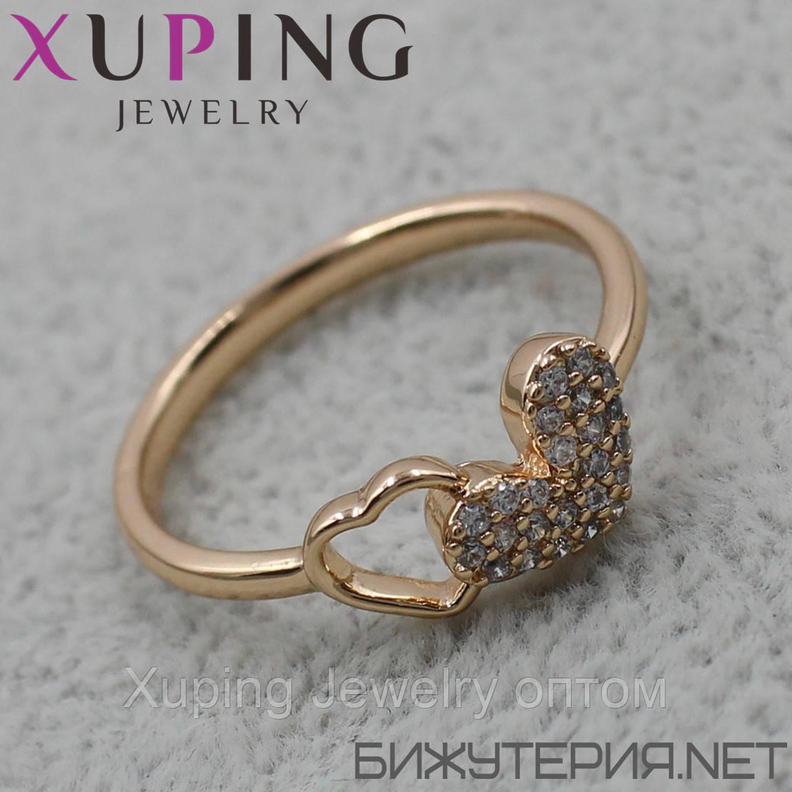 Кольцо Xuping медицинское золото 18K Gold - 1027649699