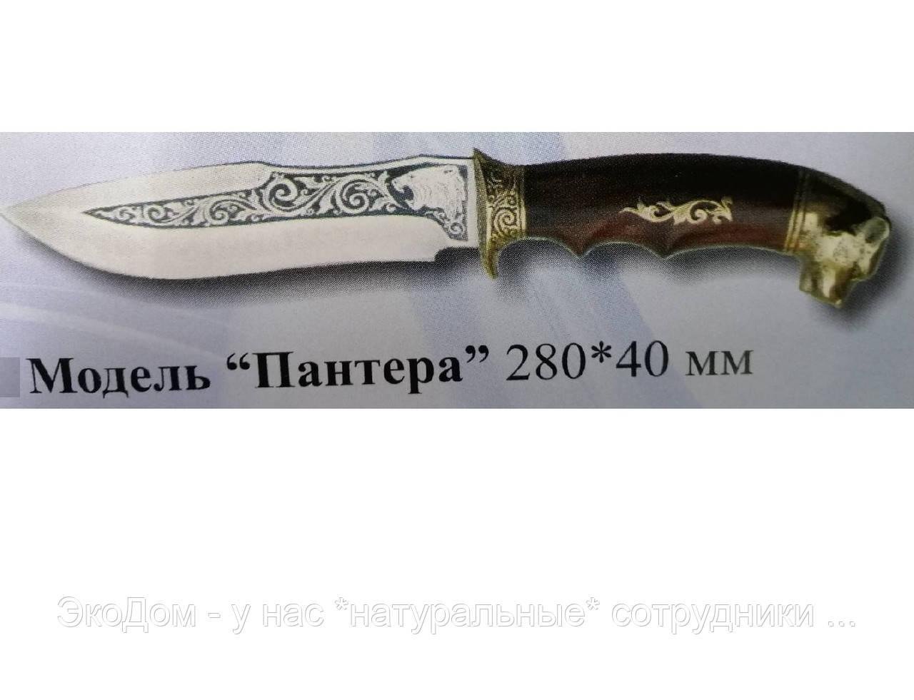 "Нож туристический ""Пантера"""