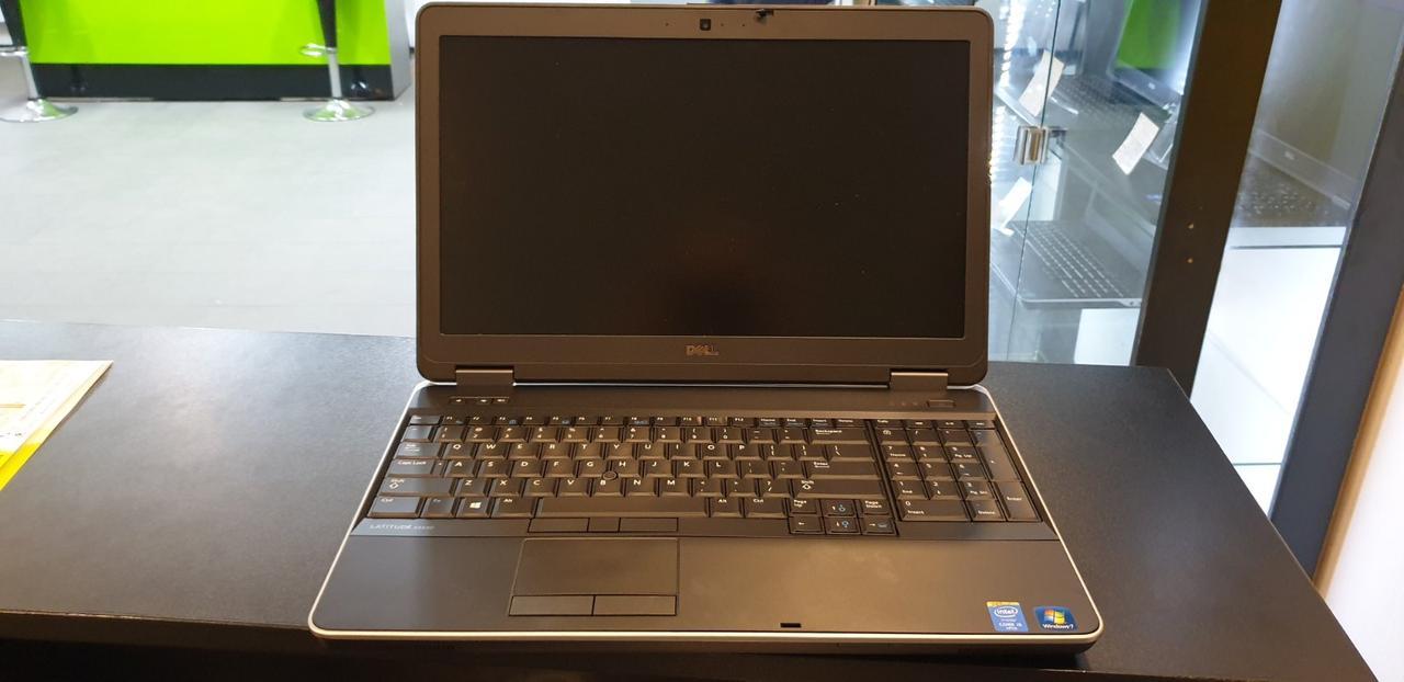 Ноутбук Dell Latitude E6540 | 15.6' (1920*1080)| i5 RAM 8Gb HDD250