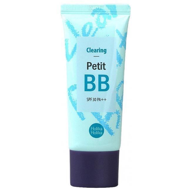 Очищающий BB крем для лица Holika Holika Clearing Petit BB Cream
