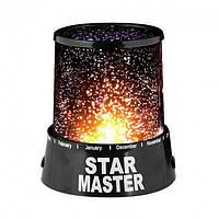 Детский светильник ночное небо с аккумулятором Star Master 154124