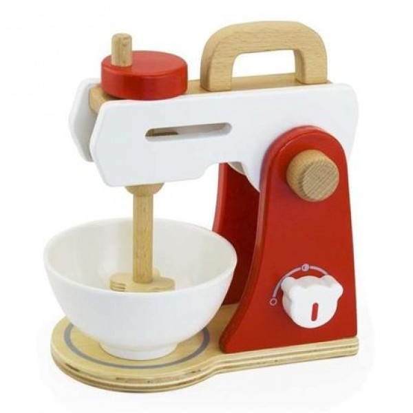 """Деревянная детская игрушка Viga Toys """"Кухонный миксер"""" (50235)"""