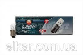 Лампа приборна   А12-4 (Диалуч)