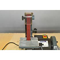Шлифовальный тарельчато-ленточный станок FDB Maschinen MM300 (0.3 кВт, 230 В), фото 3