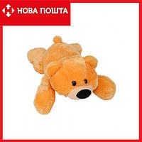 Мягкая игрушка медведь 70 см медовый, фото 1