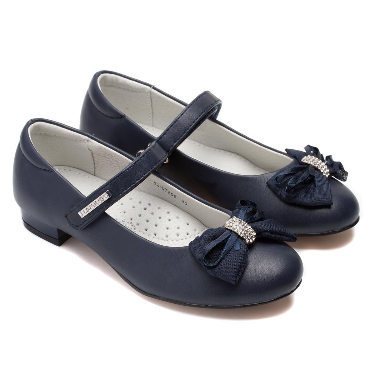 Туфли Фламинго классические, для девочек, размер 30-36