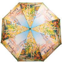 Зонт женский компактный облегченный механический TRUST (ТРАСТ) ZTR58476-1617, фото 1