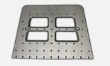 Накладка ступеньки DAF CF накладка подножки ДАФ нижняя, фото 3