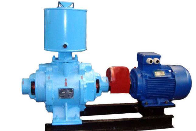 Насос ВВН 1-6, ВВН1-6 с дв. 15кВт/1500об вакуумный водокольцевой Бессоновский, фото 2