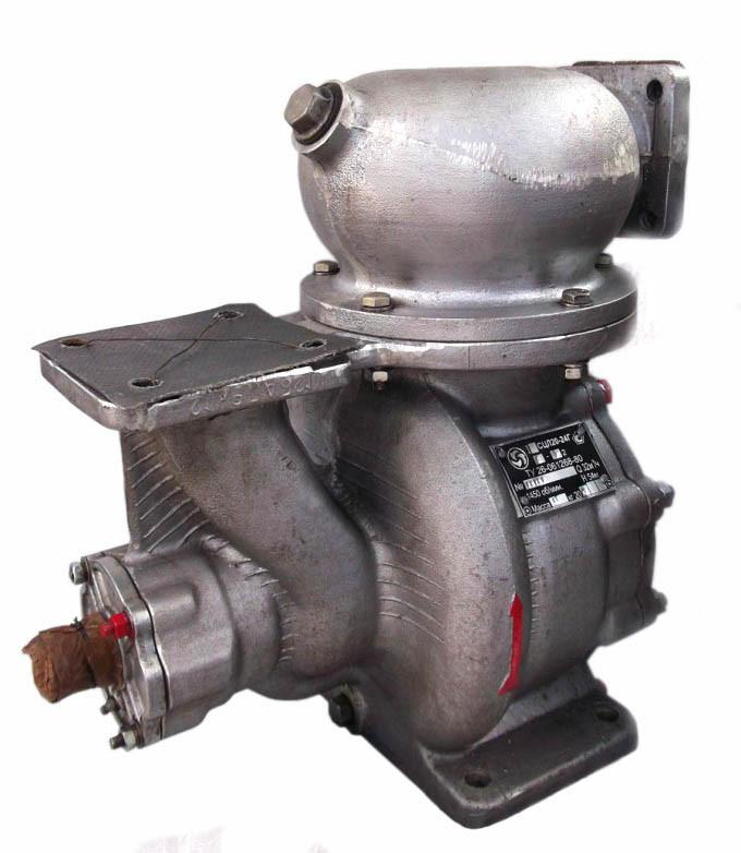 Насос СЦЛ-20-24 Г (правый) для нефтепродуктов и спирта