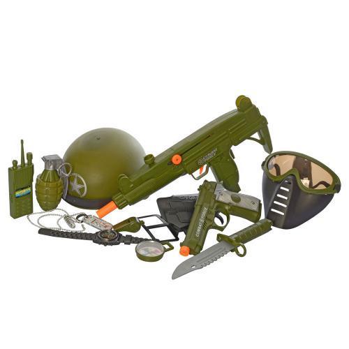 Игровой детский набор Спецоперация 34320 набор военного