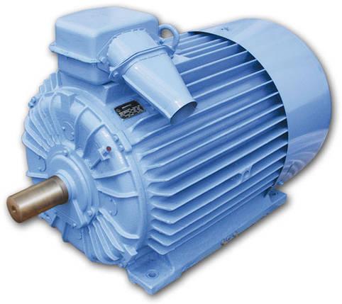 Электродвигатель 90 кВт 1000 об/мин 4АМУ АД 5АМ 5АМХ 4АМН А 5А АИР 280 M6, фото 2